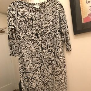 Vera Vtg Sheath Dress